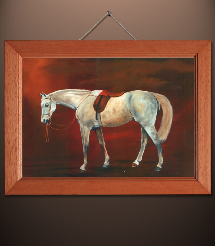 Horse by Vincent Butler Artist Morayshire Scotland